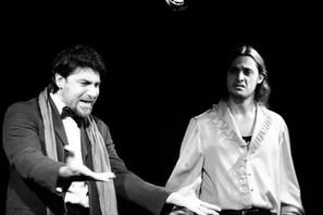 2007 - Luci e ombre della ribalta di Jean-Paul Alègre - Regia di Nino Campisi