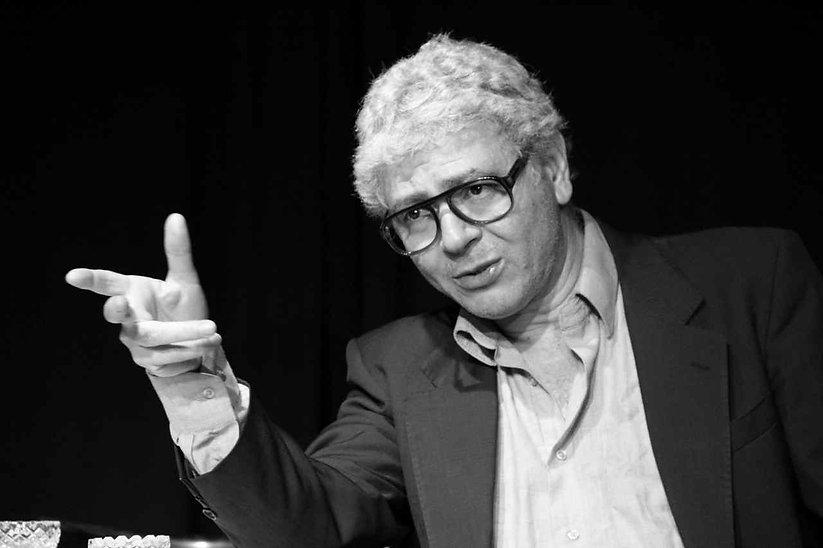 Nino Campisi ne Il compleanno di Harold Pinter, 2012