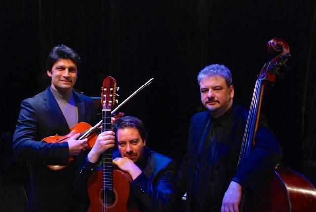 Il Trio Ànema al Teatro del Navile