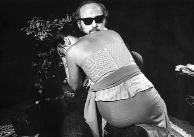 2000 - Un leggero malessere di Harold Pinter - Regia di Nino Campisi
