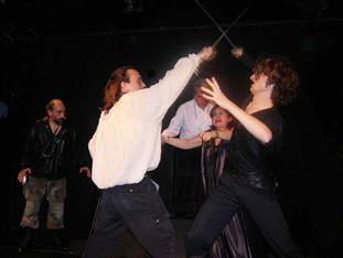2005 - Along the Watchtower di Aoise Stratford - Regia di Daniele Ruzzier