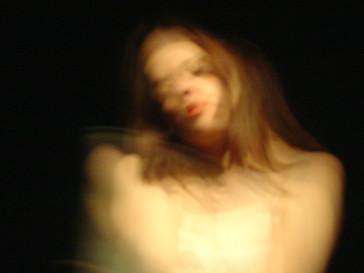 Irene Stracciati - Una specie di Alaska di Harold Pinter - 2004