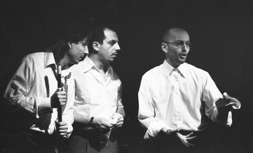 2002 - Tre sull'altalena di Luigi Lunari - Regia di Nino Campisi