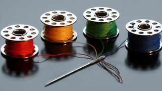 TEJIDOS ELASTICOS: 3 Consejos para elegir, cortar y coser