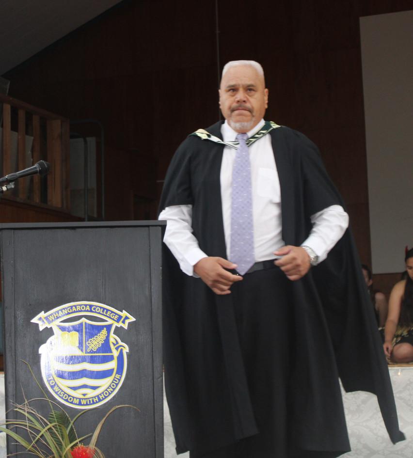 Principals Speech - Jack Anderson