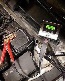 Ford Focus II. _Проблема высокого напряж