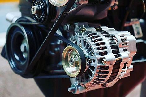 Генератор автомобиля-электрическое сердц