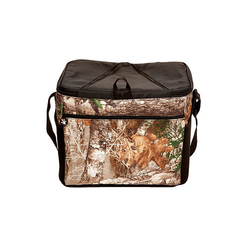 Large 15 Bottle / 24 Can Cooler - Realtree Edge Camo