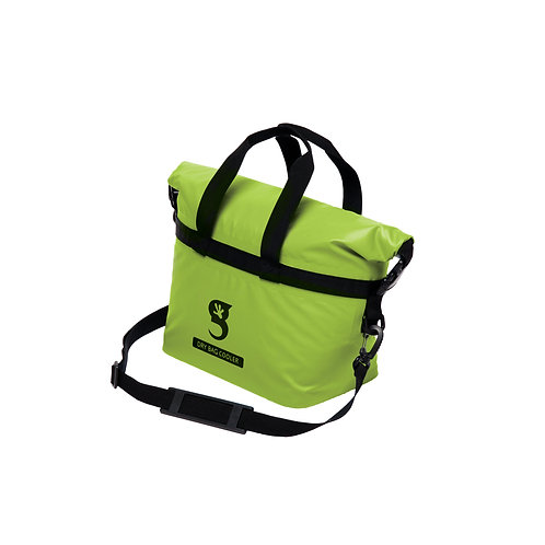 Tote Dry Bag Cooler - Neon Green