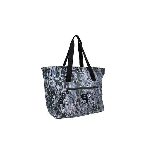 Escape Waterproof Beach Tote - Artic geckoflage