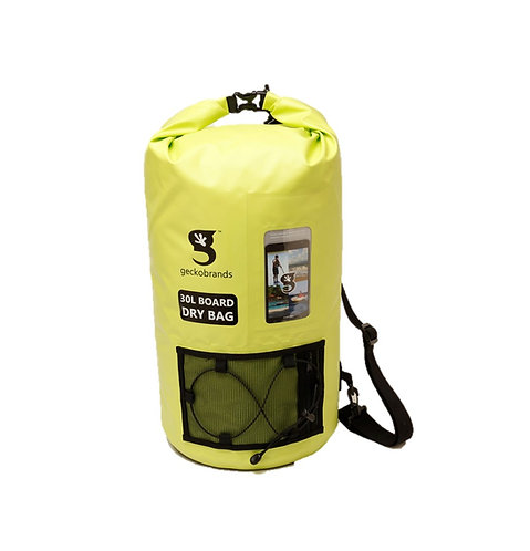 30L Board Bag - Neon Green