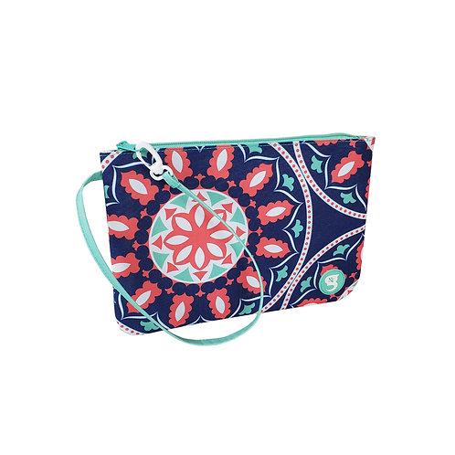 Swim / Small Utility Bag - Summer Medallion