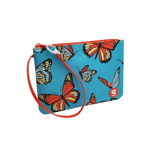 Swim / Small Utility Bag - Butterfly