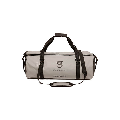 Waterproof 50L PVC Duffel - Grey