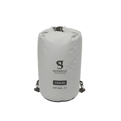30L Dry Bag Cooler - Grey