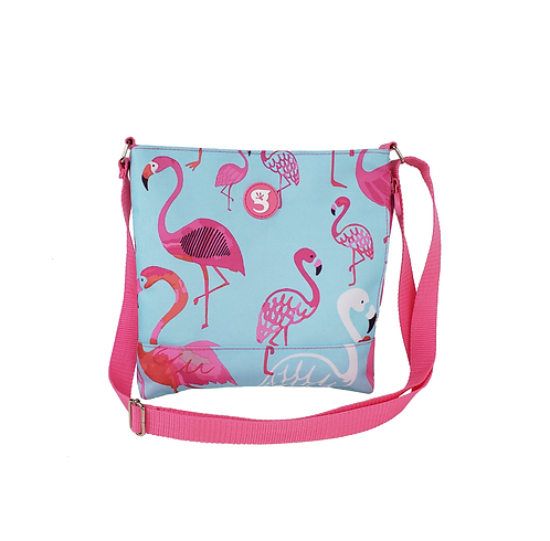 Crossbody Bag - Flamingo