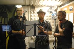 Dave, Rufus, Josh - New York Broads