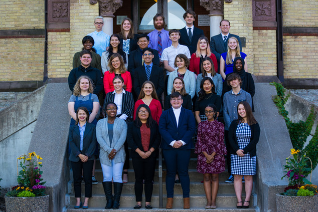 HUSC Council 2019-2020
