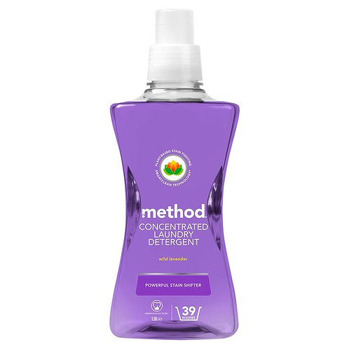 Method Laundry Liquid Wild Lavender