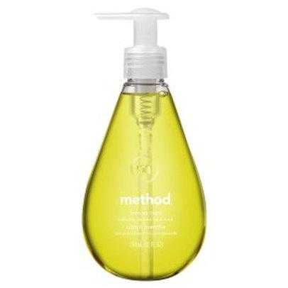 Method Lemon & Mint Gel Hand soap