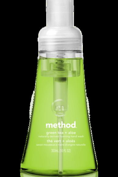 Method Aloe & Green Tea Foaming Handwash