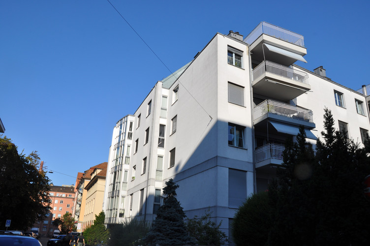 Eibenstrasse ZH