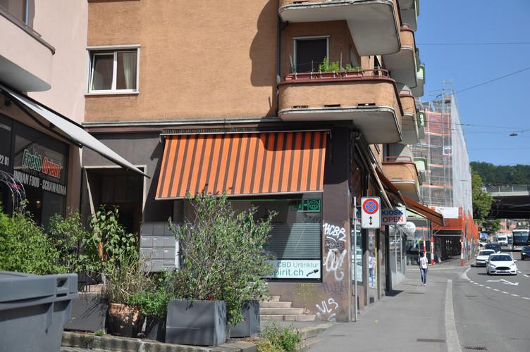 Rosengartenstrasse ZH