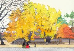 문묘 은행나무