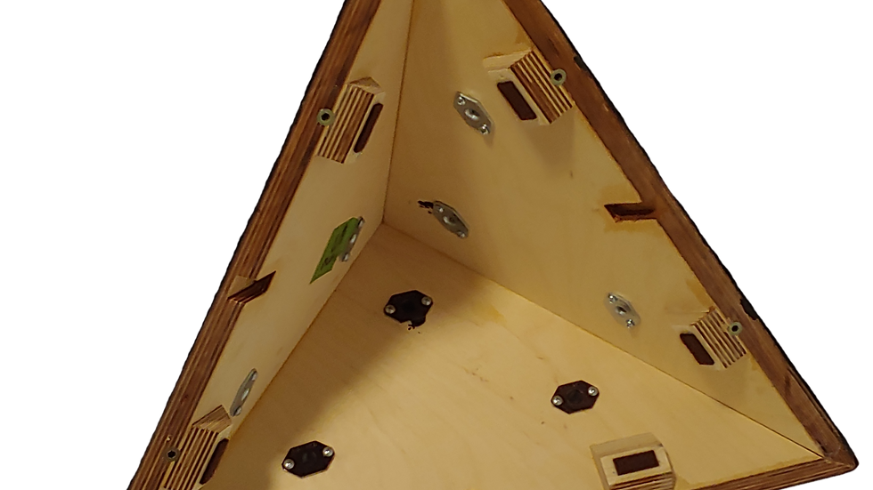 Classic Triangle - Volume Base
