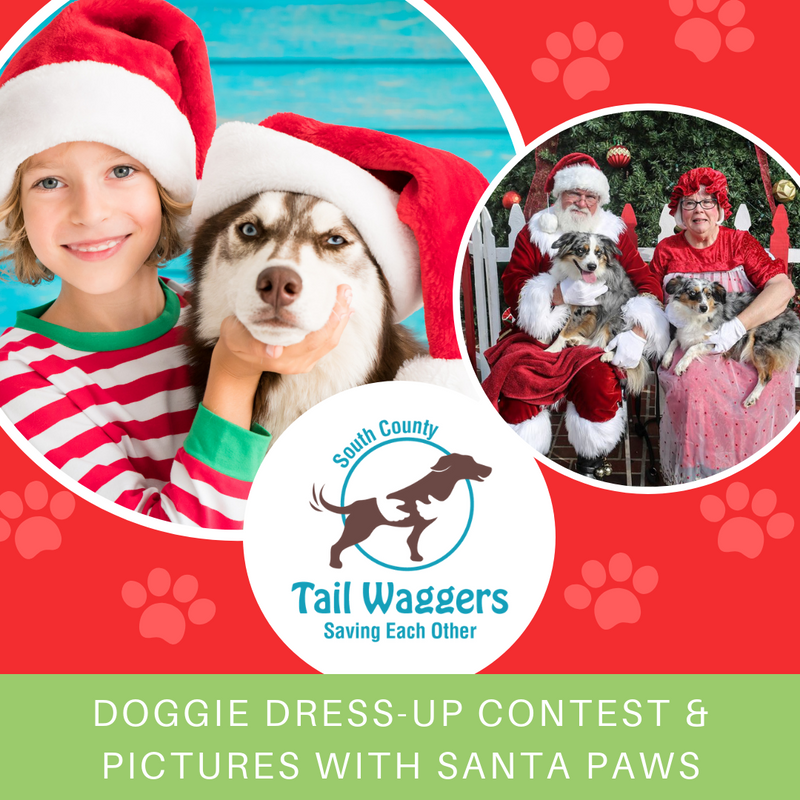 Santa Paws & Dress-Up Contest