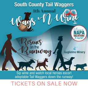 EVENT CANCELLED - 4th Annual Wags 'n Wine