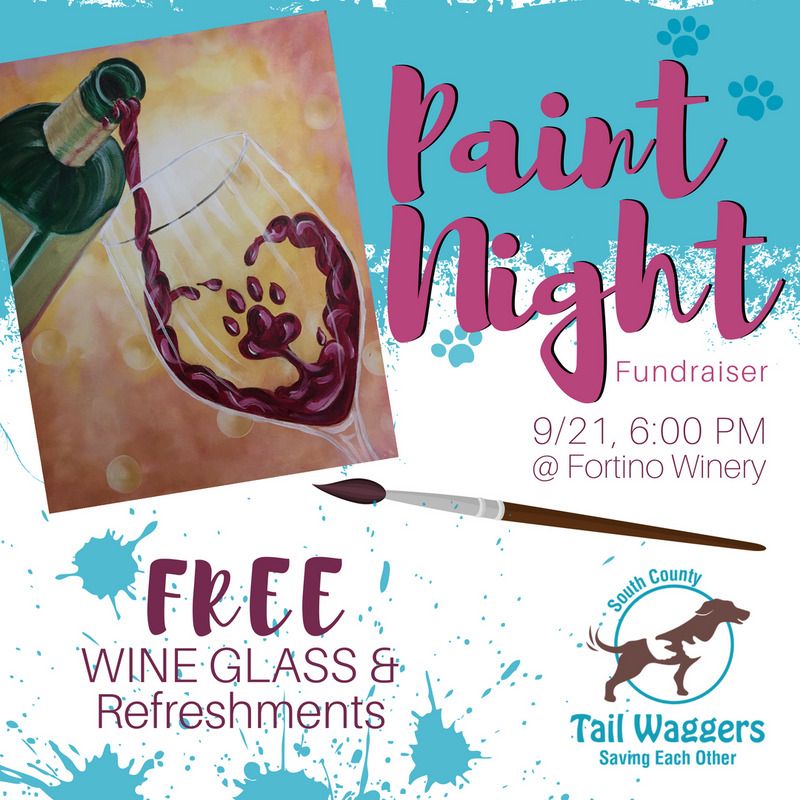1st Annual SCTW's Summer Sip & Paint
