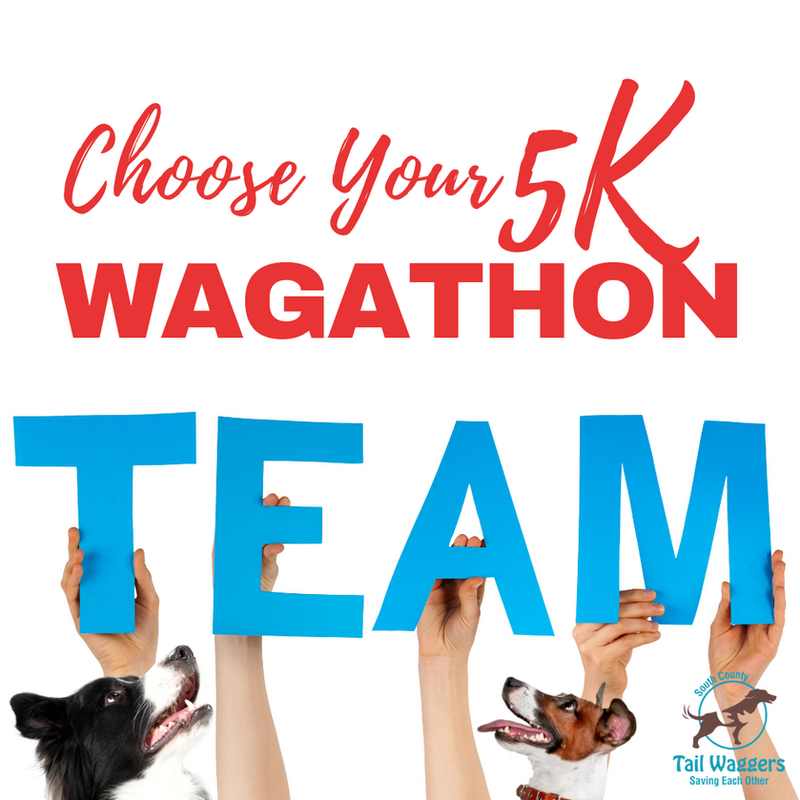 Choose Your 5K Wagathon Team