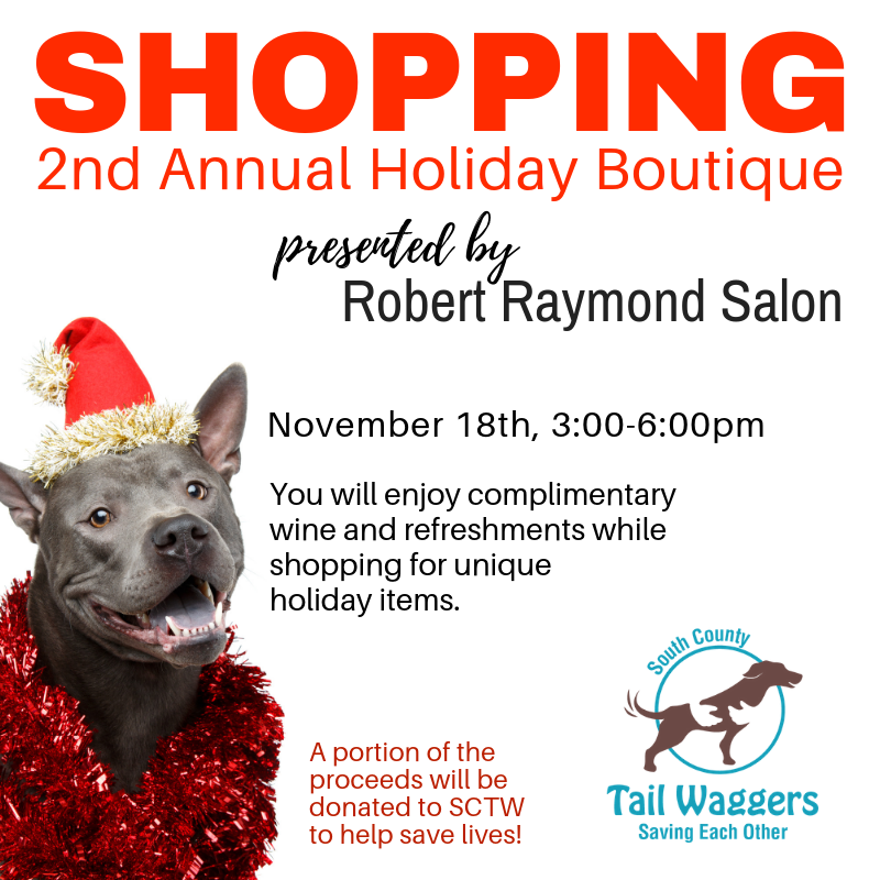 2nd Annual Holiday Boutique