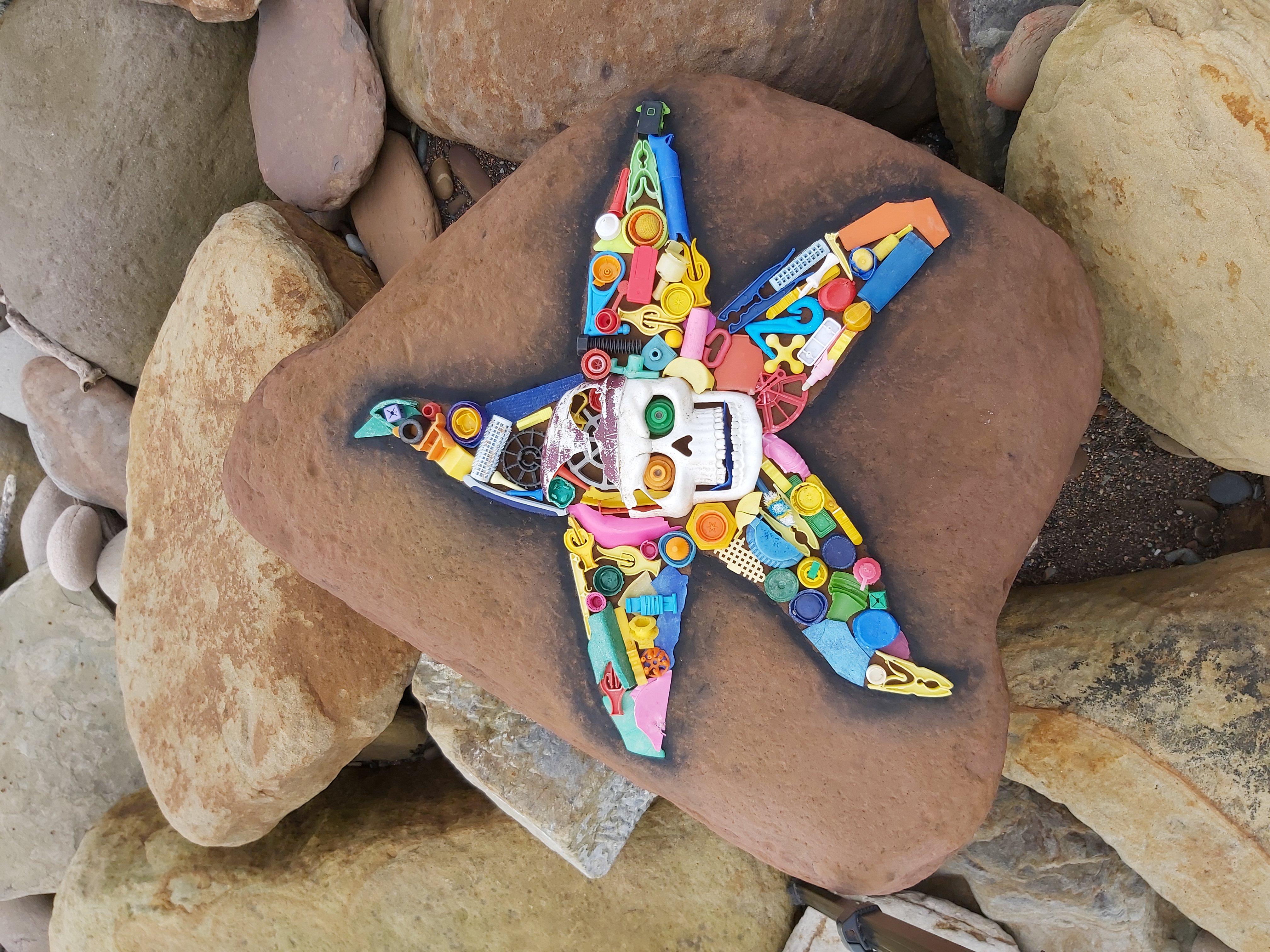 Death Star Starfish