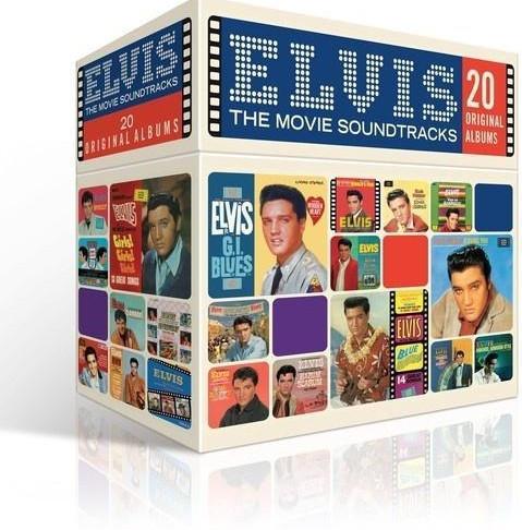 Elvis Box Set, Boardwalk Empire, Shameless, Strike Back, Soundtracks at Sunset Special Markets (SSM)