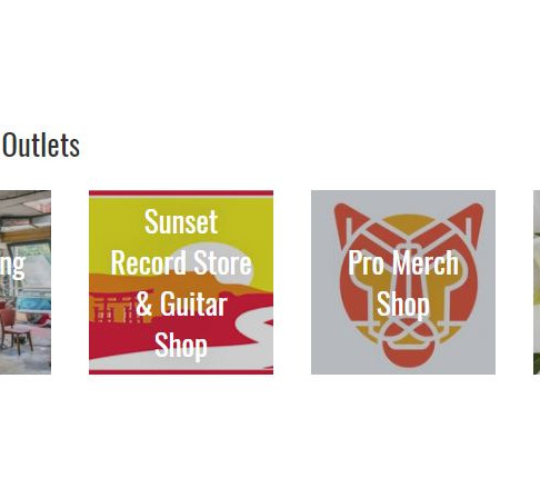 SCA creates the Sunset Retail Group, New Stores open on the 26th & Sunset, the label setting up TRP!