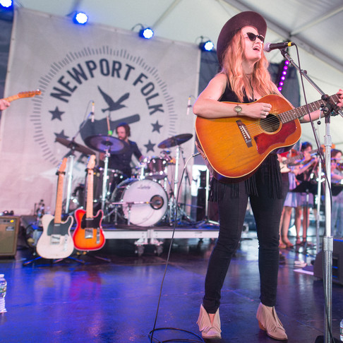 Margo Price, Live from Newport Folk 2016 airs tonight at Live Jam 107 & Peak at the Greek this week!