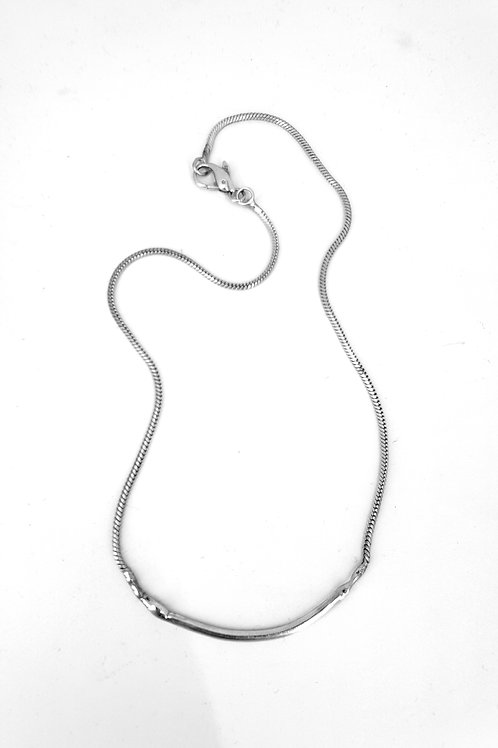 MELTED NECKLACE