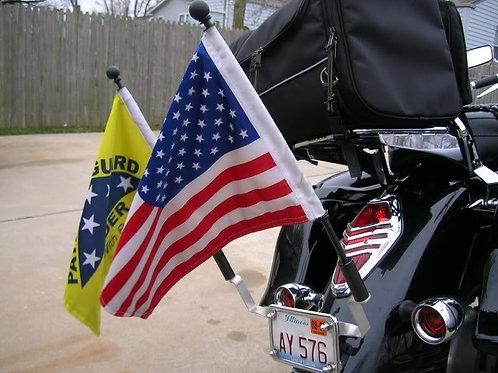 Dual Flag Mount