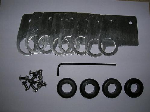 Leatherlyke Reinforcement Plate