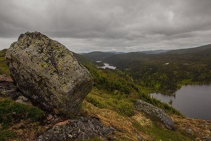 Mont Nomade Mont Groulx Manicouagan Côte Nord Uapishka