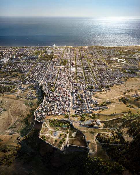Derbent Masterplan | IND Architects