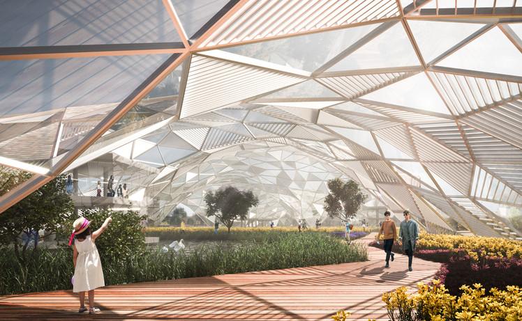 Winter garden   EXPO 2025