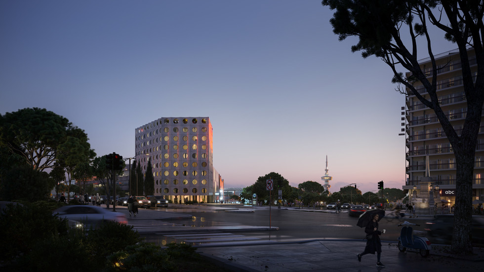 Thessaloniki | OMA, STEDEBOUW BV