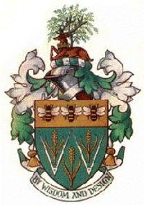 Welwyn Garden City coat of arms