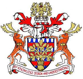 Milton Keynes coat of arms