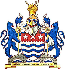 Chelmsford coat of arms