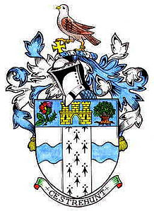 Cheshunt coat of arms