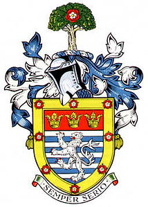 Hatfield coat of arms